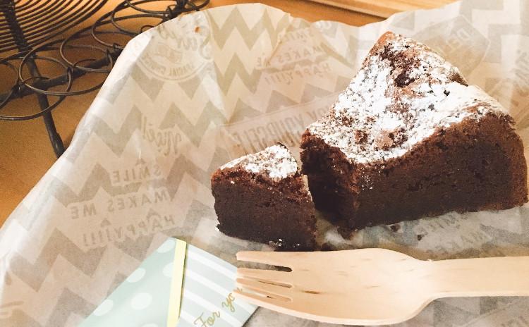 バレンタインに♡ガトーショコラ&チョコマーブルパン! ケーキとパンの復習セット付き