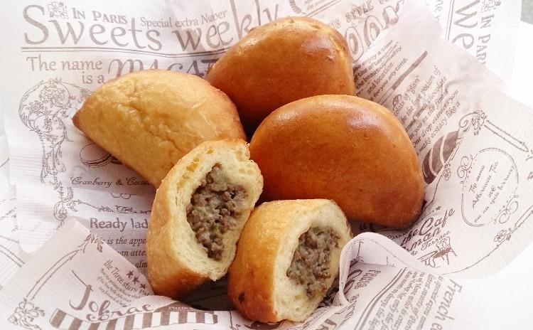 【定番ロシア料理】ピロシキ2種&あったか~いボルシチ