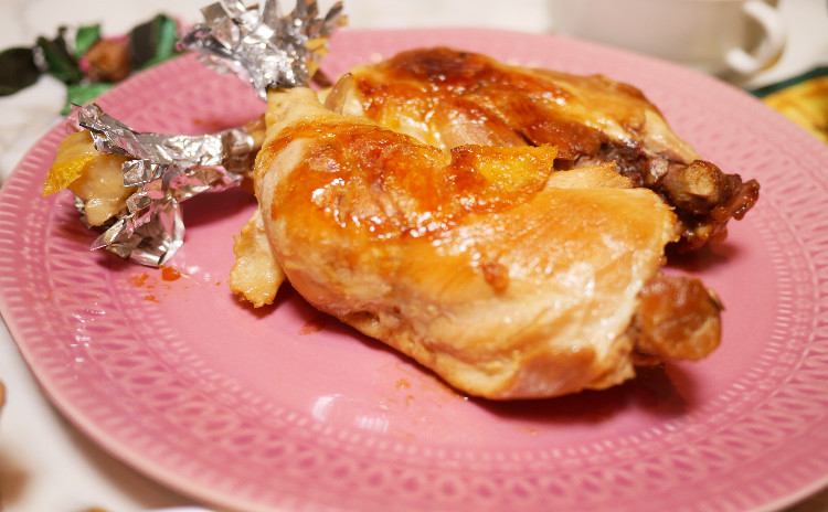 愛されハワイアンなクリスマス ローストチキン、ミートパイ、クラムチャウダー豪華7品