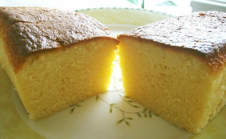ドイツのママのヨーグルトケーキ