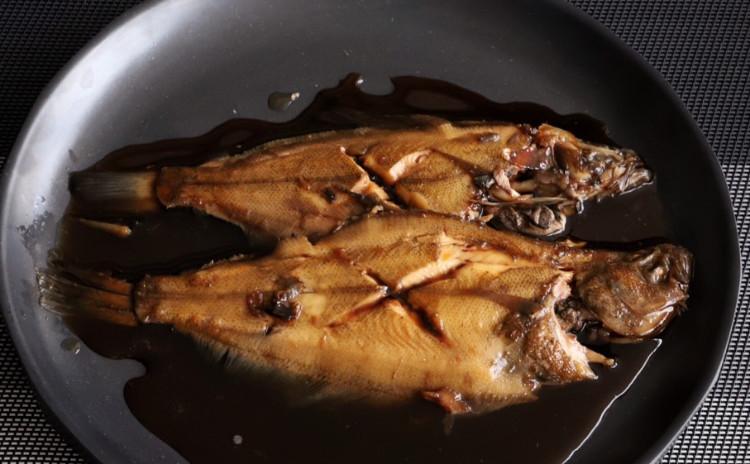 煮魚 焼豚 ポテトサラダ お浸し