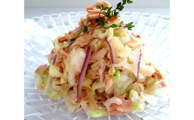 ツナのコールスローサラダ(単品定価:3,500円)