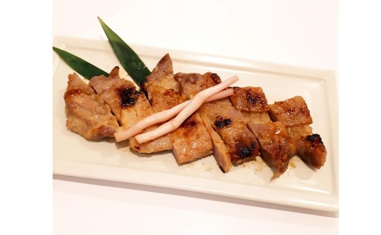 豚肉の西京焼き(単品定価:4,500円)