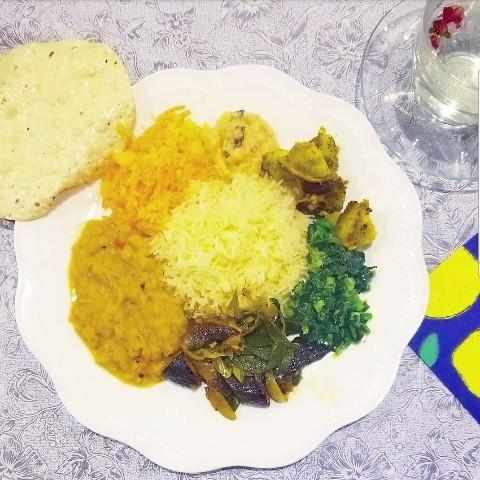 食べてキレイになるスパイスたっぷりの「スリランカ・アーユルヴェーダ」料理