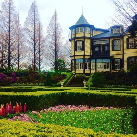 ザ・横浜「イタリア山庭園」「元町中華街」「元町ショッピングモール」すぐ近く