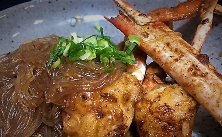 冬を味わう旨中華!渡り蟹と春雨の煮込み&とろとろ白菜のクリーム煮他2品