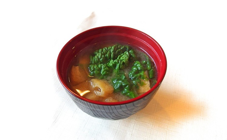 出し粉の美味しい扱い方×地産野菜の味噌汁