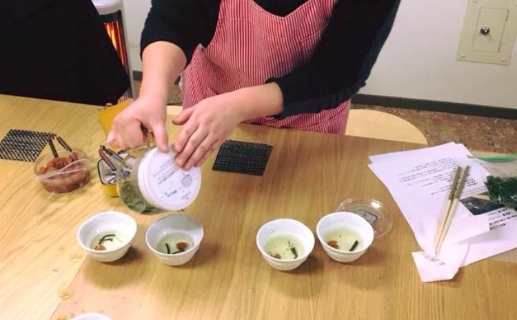 超貴重!?縁起物の「大福茶」を生葉から手もみで手作りしよう!@世界の茶文化研究室