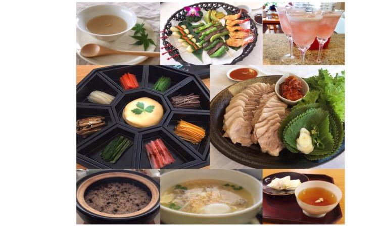 1月の韓国料理レッスン〜福を包む会〜