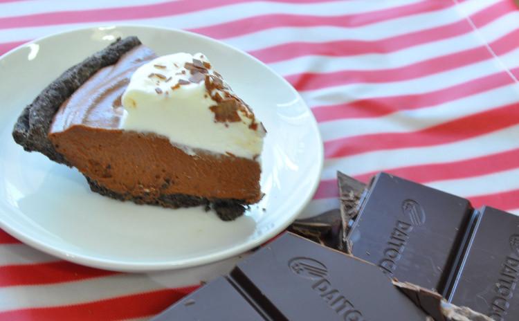 チョコ好きさんにイチオシ♪とろける濃厚チョコパイ~フレンチシルクパイ