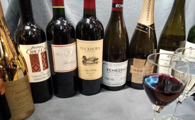 ソムリエから教わる☆お家でワイン基本編+濃厚ウニのクリームパスタ 毎月一回限定開催!!