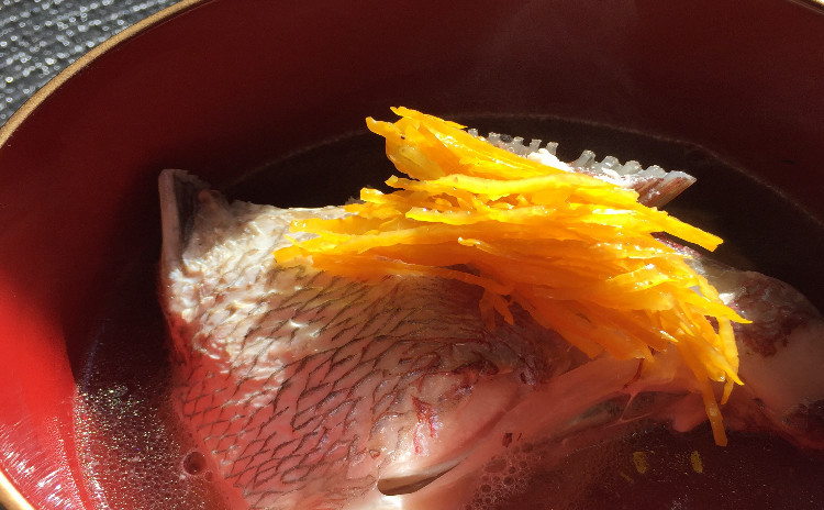 "【Chinsugi's ""FUN"" Kitchen ビギナーズクラス 】〜冬の定番煮物と鯛の旨味たっぷり潮汁〜"
