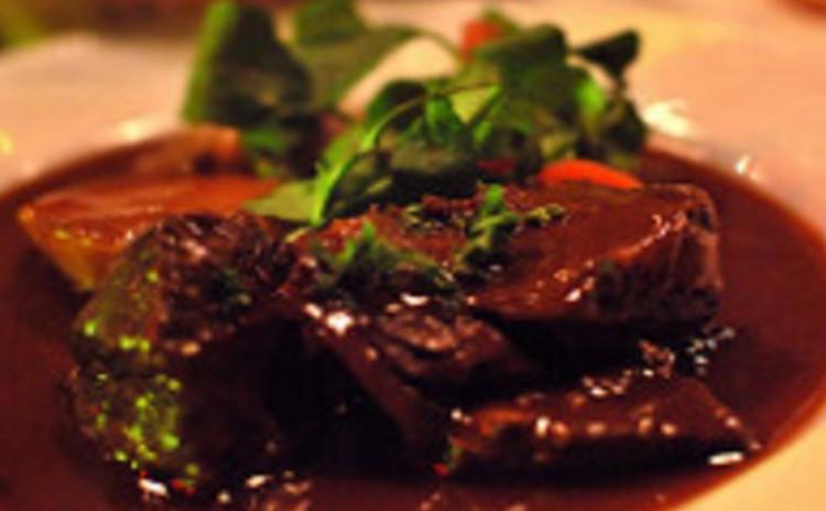 <初心者でもレストラン級>牛ほほ肉の赤ワイン煮込をマスター