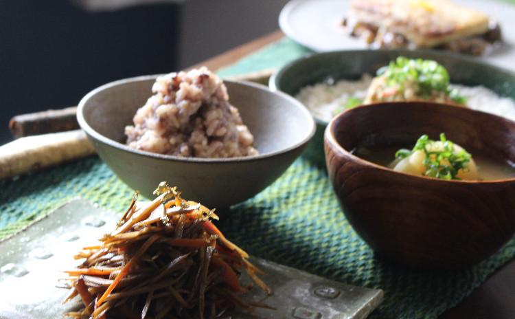 たっぷり野菜と穀物生活、意外とまんぷく~♪ヴィーガン(完全菜食)野菜本来の甘さと旨さで身体もシンプルに!