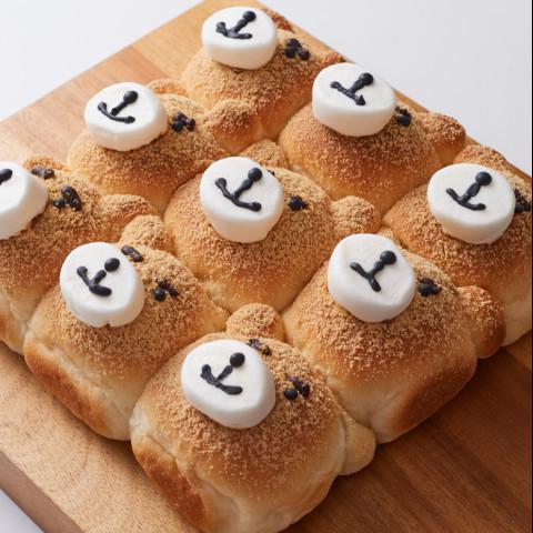 ちぎりパン TED