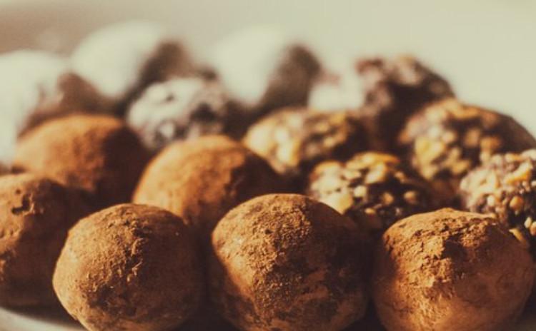 チョコレートのお菓子〜大人のトリュフ3タイプ❌バレンタイン料理