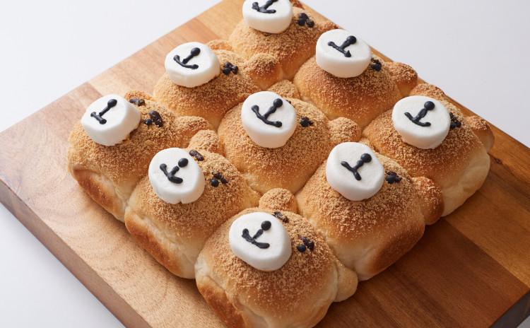 ★ちぎりパン!くまちゃん手作りコース★ランチ付き