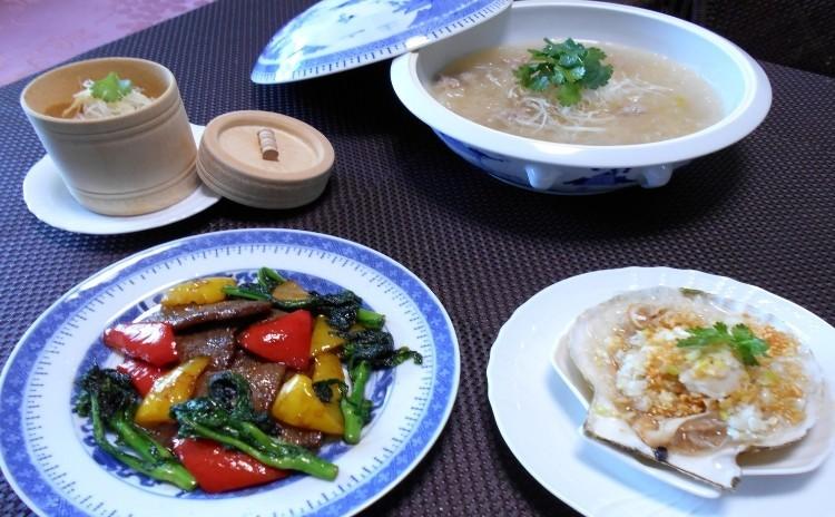 我家で出来る広東料理❗