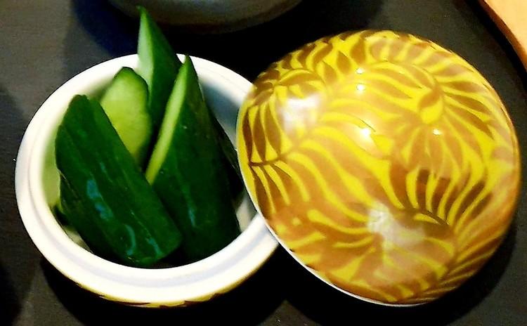 野菜の水漬け(単品定価:6,000円)