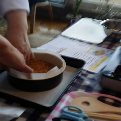 Yrs Kitchen ~2019年バレンタイン料理教室~ 男性の胃袋をつかもう!!