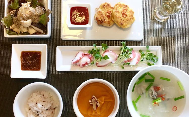 チンスギの韓国料理を食べる会
