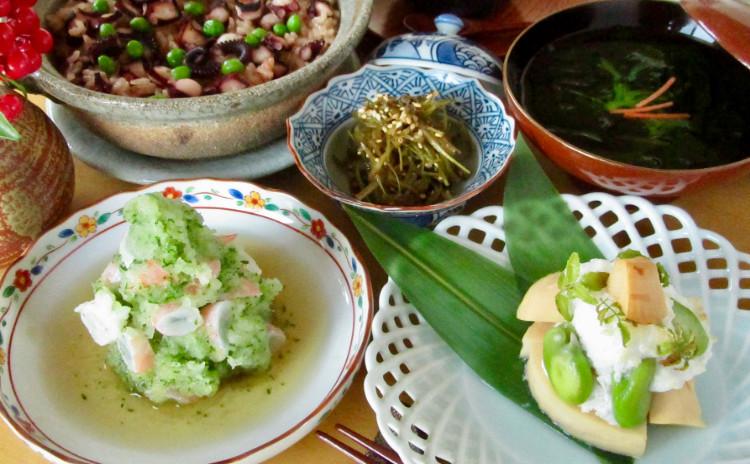 旬食材を使った普段使いの和食の基本とコツ