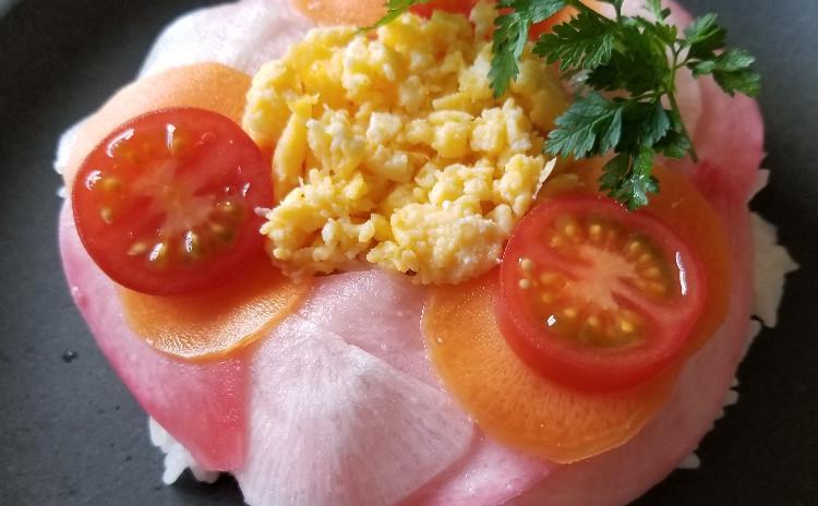 自家製塩麹で春メニュー🏵️砂糖を使わない和食