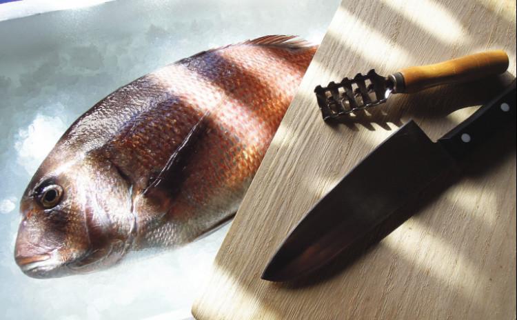 和食の基本!煮魚・竹の子ご飯・菜の花のからし和え・蛤のお吸い物