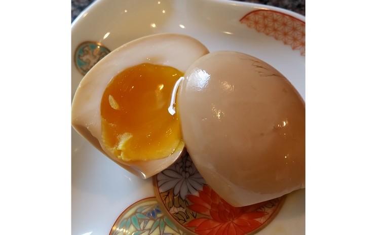 とろ~り煮たまご(単品定価:6,000円)