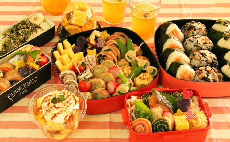 3月【リクエスト多数】春の行楽シーズンにおすすめ❀誰かに見せたくなるお弁当