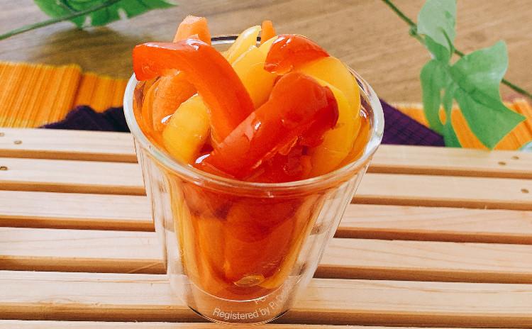 1日の野菜必要摂取量350g以上摂れる!根菜キッシュ ・ 彩り野菜マリネ