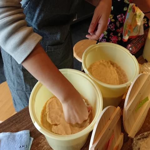 手作り味噌 甘酒 塩糀を使い 砂糖 お塩を使わないお料理教室