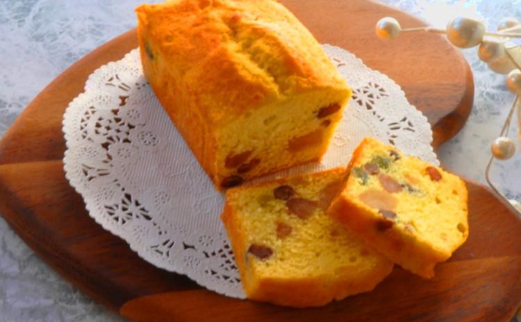 春色レッスン~2種の和風パウンドケーキ