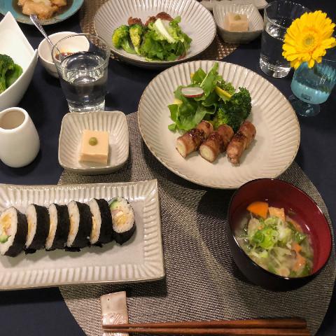 オーガニック和食家庭料理