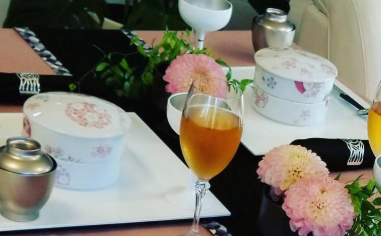 東京の人気料理教室bonnecuisineとコラボ☆超時短のヘルシーメニューレッスン