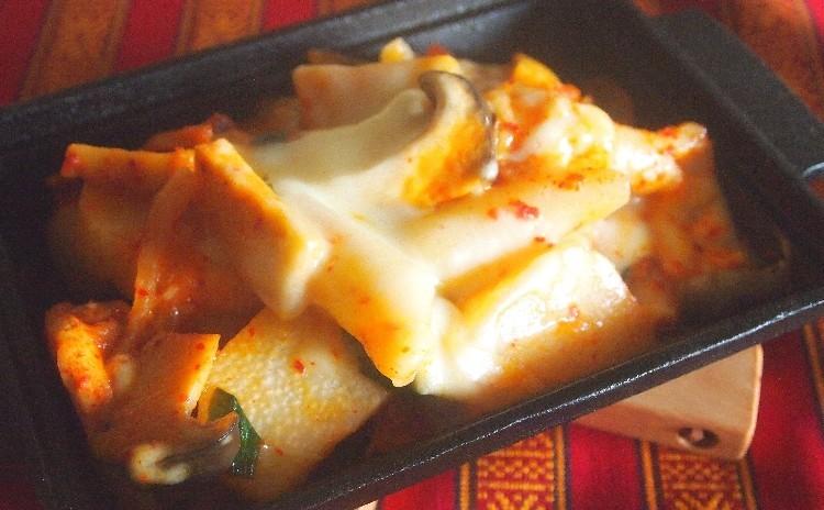 手づくりキムチ&韓国料理で春の養生♪