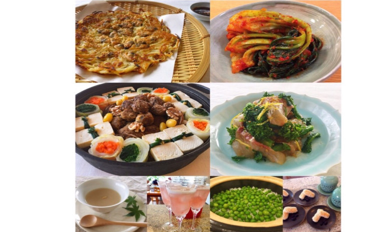 2月のおもてなし韓国料理〜祝いの膳〜