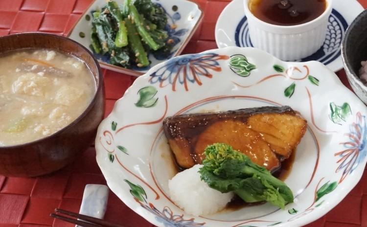 ブリの照り焼き(和食基礎を学ぶ)※Cookpad Do!プレゼントの「一律500円で参加できるクーポン」が利用できます。