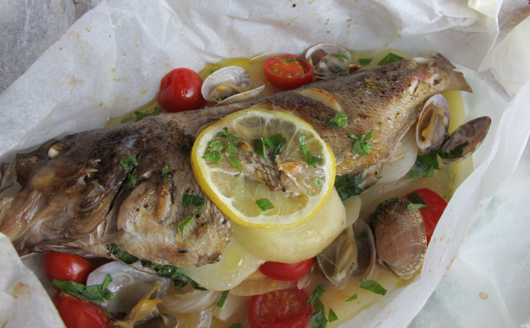 魚介好きなイタリアン