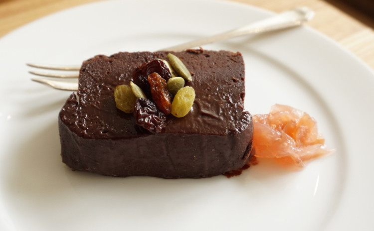 バレンタインにとびきりのチョコレートテリーヌを作ろう