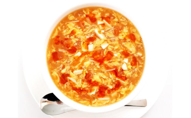 【お砂糖不使用★ヘルシー中華】①はちみつチャーシュー(豚肉500gで作る1本お持ち帰り)、②ねぎチャーシュー丼、③スープから作る具沢山トマト酸辣湯(サンラータン/酸っぱ辛いスープ)