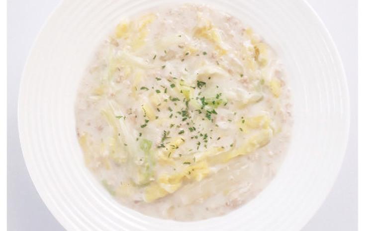 ひき肉と白菜のクリーム煮(単品定価:8,000円)