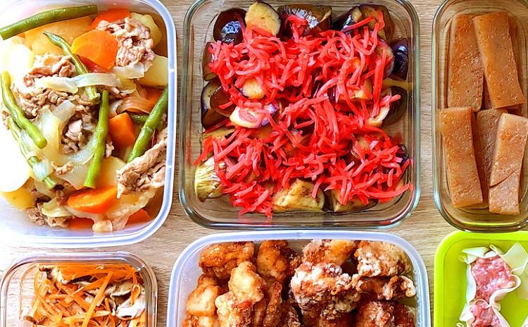かぶの甘味噌煮・菜の花の辛子和えなど、30分で合計5品を目指します!〜春の時短料理教室Part1〜