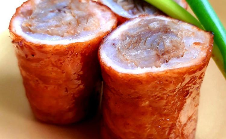 ごぼうの豚肉巻き(単品定価:4,500円)