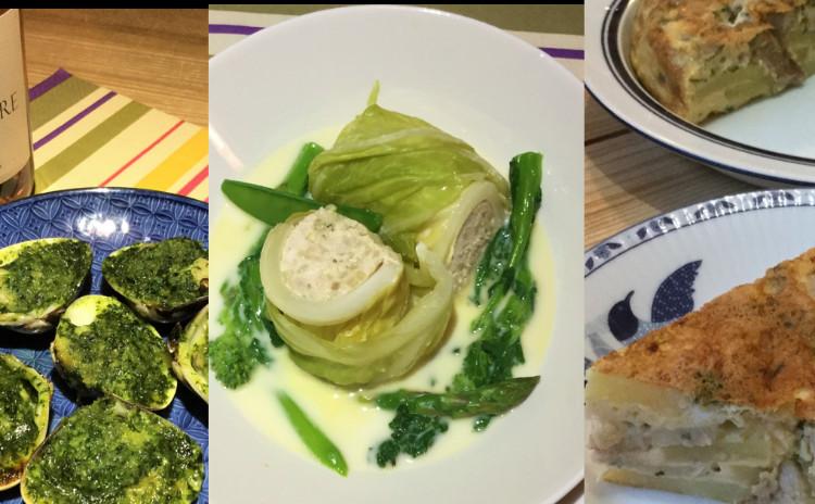 【アンコール】モンサンミッシェルのムール貝を食べつくすビストロ料理。上品なロールキャベツ他2品ご紹介。