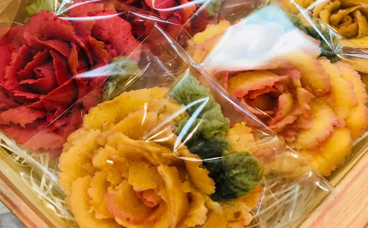 アンフラワークッキー(韓国料理)お土産あり、豆もやしビビンバ🌸