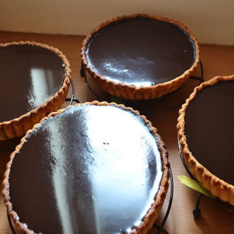 ・チョコタルト