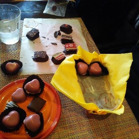 チョコ教室