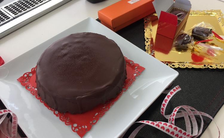 楽々大好き!2種の定番ケーキ*チーズとショコラ*