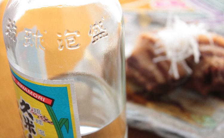 ボリューム満点&繊細な味!らふてーとゴーヤーチャンプルーがメインの沖縄気分献立!